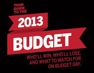 Budget 2013: The Key Points You Need To Know